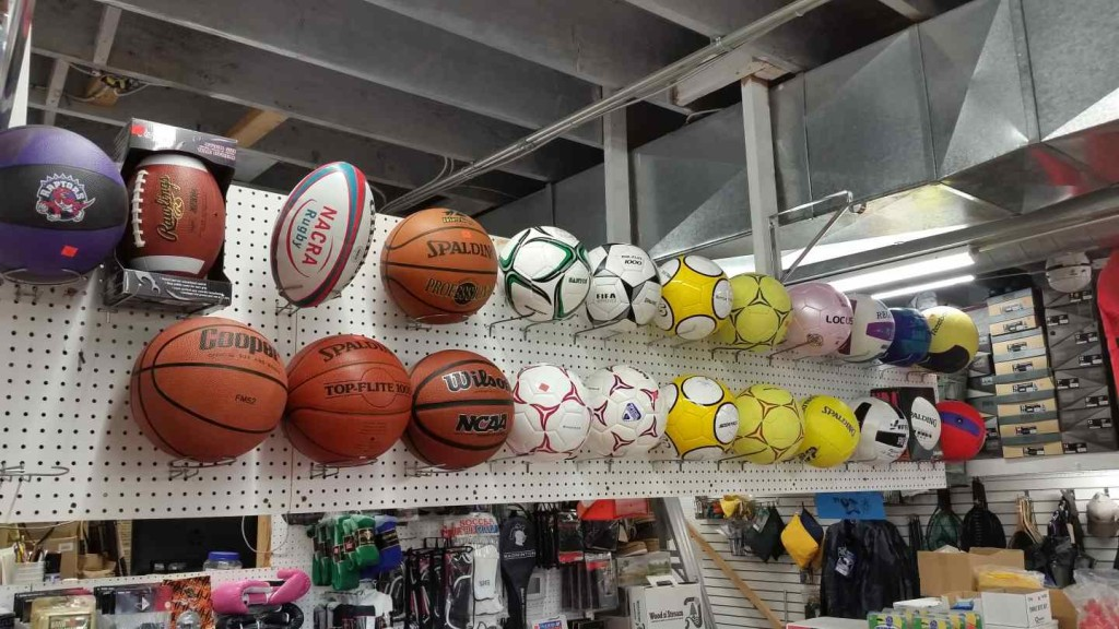 Baseballs Soccer balls and Footballs for sale in Whistler and Pemberton BC