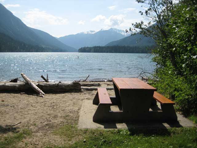 Camping in Pemberton BC