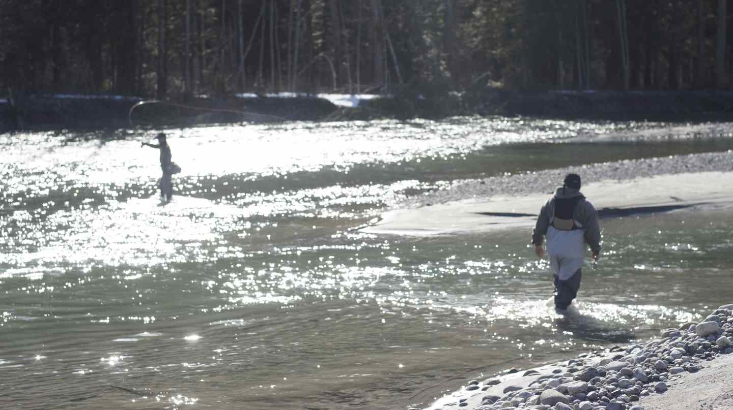 Rental equipment in whistler and pemberton bc for Fishing equipment rental