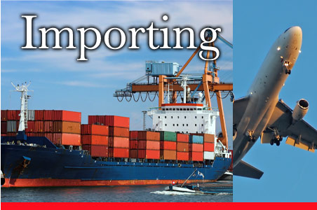 Importing, Wholesale & Distribution