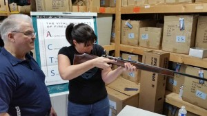 Safe Firearm training