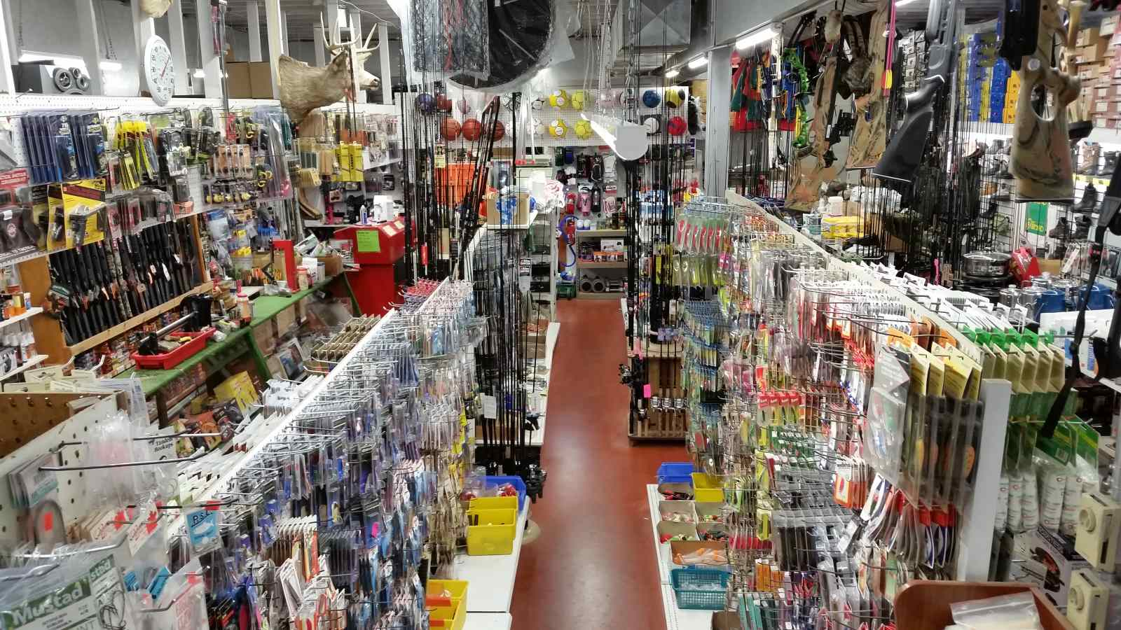 1c9fe98efc18a Spud Valley Sporting Goods Ltd. - Where Whistler and Pemberton shop for  Fishing supplies, Hunting Gear, Maps, Camping equipment, fishing tackle, ...